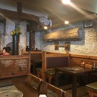 Photo taken at Jeonju Bibimbap Korean Restaurant by Enrique P. on 6/21/2017