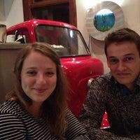 Photo taken at Lambretta Cucina Italiana Restaurant by Tim on 3/20/2014