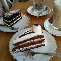 Photo taken at Café Vux by Sam B. on 2/23/2014