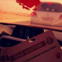 Photo taken at Sakhir Airbase by Fatema 🦂 on 1/22/2016