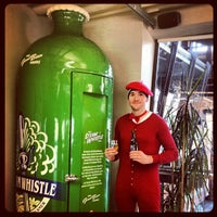 Photo prise au Steam Whistle Brewing par Andy B. le11/21/2012