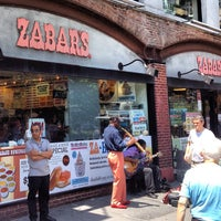 Photo taken at Zabar's by Andy B. on 6/15/2013
