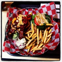Photo taken at Marc Burger by Casey R. on 10/11/2013