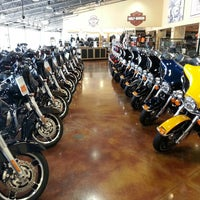 Photo taken at Lake Shore Harley-Davidson by Mitch B. on 5/7/2013