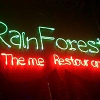 Photo taken at Rainforest Restaurant by ElamParithi A. on 12/11/2012