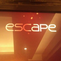 Photo taken at Escape Cinemas by ElamParithi A. on 10/14/2012