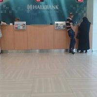 Photo taken at Halkbank by Diren Y. on 7/21/2016