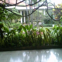 Photo taken at Hotel Bumi Asih by marta r. on 10/10/2013