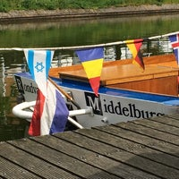 Photo taken at Rondvaart Middelburg by Frank K. on 6/7/2014