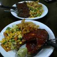 Photo taken at Abuba Steak by meeraINhere on 3/9/2013