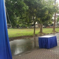 Photo taken at Fakultas Hukum Universitas Pancasila by Sapta M. on 12/18/2015