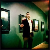 Photo taken at Pentimento Fine Art Gallery by Mike B. on 11/2/2012