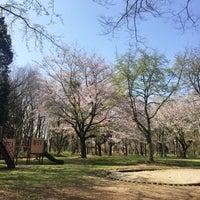 Photo taken at 蛇沼公園 by RichardHowl on 4/14/2017