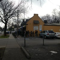 Photo taken at Freeport Bakery by Larry C. on 12/24/2012