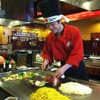 Photo taken at Sumo Japanese Restaurant by Jimbo on 5/3/2013