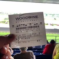 Photo taken at Woodbine Racetrack by Robert K. on 7/7/2013