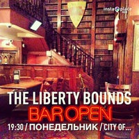 Photo taken at Liberty Bounds (Wetherspoon) by Kristina C. on 2/11/2013