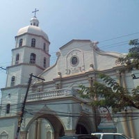 Photo taken at Immaculate Conception Parish Church by Reanne M. on 3/29/2018
