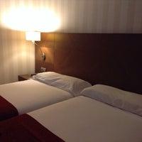 Photo taken at Hotel Hesperia Hermosilla by Eva D. on 3/14/2015