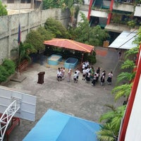 Photo taken at Sacred of Jesus Montessori School by Cray Arvin A. on 1/17/2016