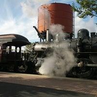 Photo taken at Strasburg Railroad by Tina B. on 10/12/2012