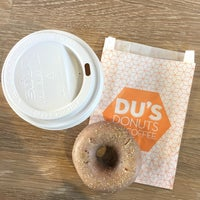 Photo taken at Du's Donuts And Coffee by Kelsey S. on 5/8/2017