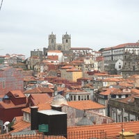 Photo taken at Miradouro da Vitoria by Kelsey S. on 5/27/2017