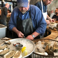 Photo taken at Dylan's Oyster Cellar by Kelsey S. on 3/31/2018