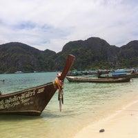 Photo taken at PhiPhi Andaman Resort by Karniiz P. on 4/25/2013