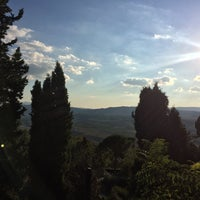 Photo taken at Pienza by Claudia T. on 9/25/2016