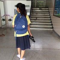Photo taken at อาคารกัลยารัตน์ ตึก1 by ⓝⓟ ♡. on 9/5/2016