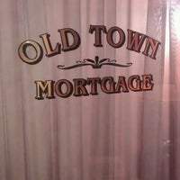 Photo taken at Old Town Mortgage by Kristin W. on 5/16/2013