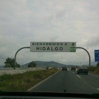 Photo taken at Autopista México tuxpan by Nayla A. on 11/2/2013