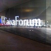 Photo taken at CaixaForum Madrid by Germán I. on 3/17/2013