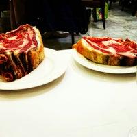 Photo taken at Atenea Restaurante by Germán I. on 4/3/2015