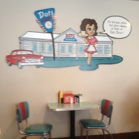 Photo taken at Dots Diner - Williams Blvd. by Larry J. on 9/15/2012