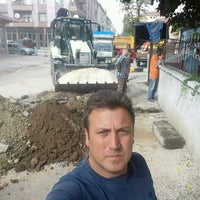 Photo taken at Osmanlı Oto Yıkama by Yasin Y. on 10/9/2016