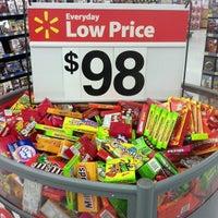 Photo taken at Walmart Supercenter by Teresa V. on 11/27/2013