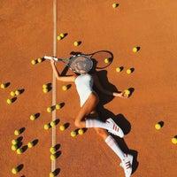Photo taken at Lawn Tennis Club by Dariy G. on 8/21/2016