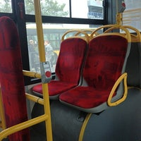 Photo taken at Autobus 217 by Cezary P. on 9/18/2013
