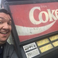 Photo taken at Mystery Soda Machine by Jay G. on 11/11/2016