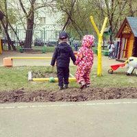 Photo taken at 1712 детский сад by мария и. on 4/28/2014