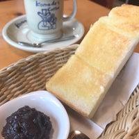 Photo taken at Komeda's Coffee by Kazufumi N. on 2/27/2017