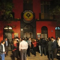 Photo taken at Teatro Club de Impro Lospleimovil by Pablo L. on 11/15/2013