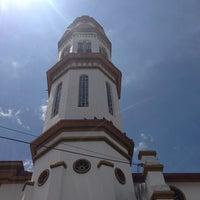 Photo taken at Parroquia de Nuestra Señora del Rosario by Sebastian C. on 8/4/2013