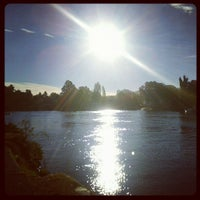 Photo taken at Valdivia by Jeny R. on 2/1/2013