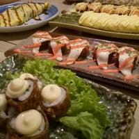 Photo taken at Shunka Japanese Restaurant by TING on 4/9/2017