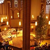 12/24/2012 tarihinde Bodi A.ziyaretçi tarafından Gethsemanekirche | Gethsemane Church'de çekilen fotoğraf