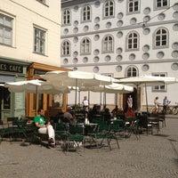 Photo taken at Kleines Café by Oscar S. on 7/26/2013