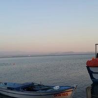Photo taken at Akçay Deniz Hudut Kapısı by Yasemin Y. on 8/18/2013